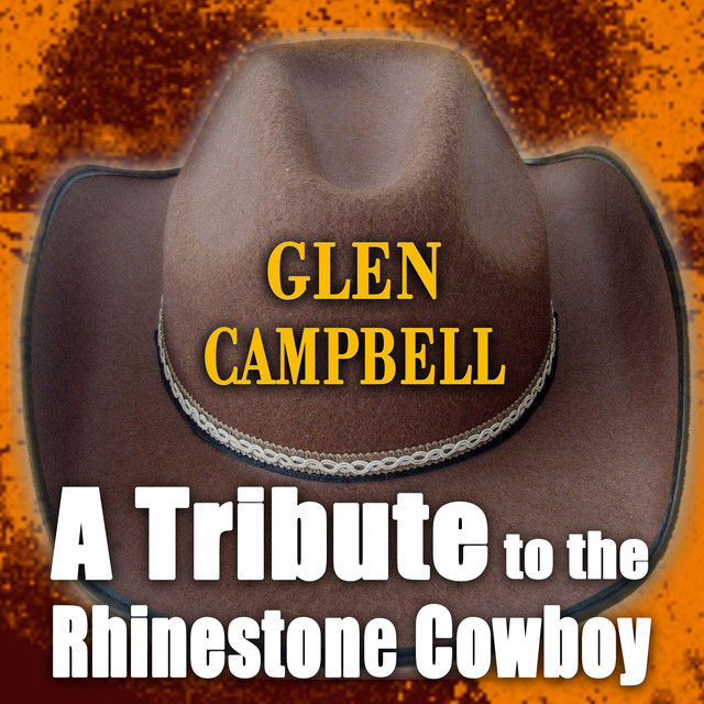 Glen Campbell - A Tribute to the Rhinestone Cowboy Albumcover