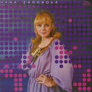 Hana Zagorová - Mimořádná linka (pův.LP+bonusy)