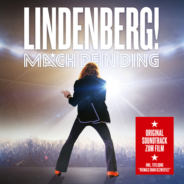 Album cover for Lindenberg! Mach Dein Ding (Original Soundtrack) by Udo Lindenberg