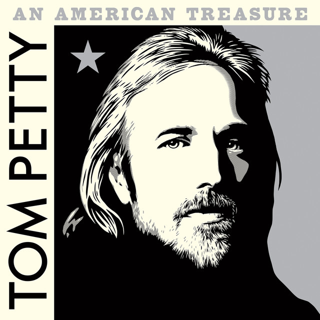 Skivomslag för Tom Petty: An American Treasure