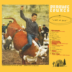 Parquet Courts Yonder Is Closer To The Heart cover