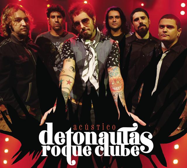 cd detonautas roque clube acstico ao vivo