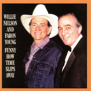 Willie Nelson, Faron Young Live Fast, Love Hard, Die Young cover