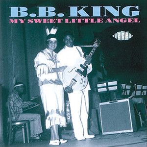B.B. King Ten Long Years cover