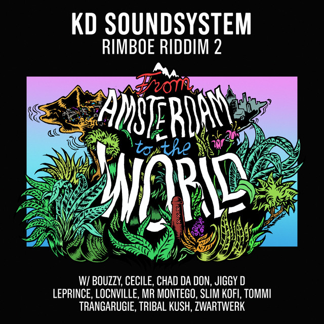 Rimboe Riddim Vol.2 - From Amsterdam To The World