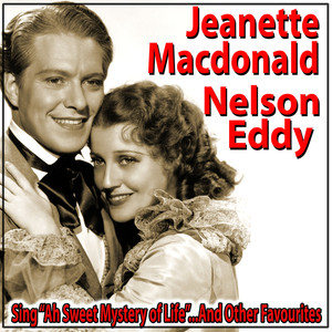 Jeanette MacDonald, Nelson Eddy Farewell to Dreams cover