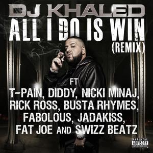 All I Do Is Win Albümü