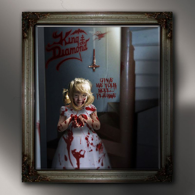 King Diamond Give Me Your Soul...Please album cover