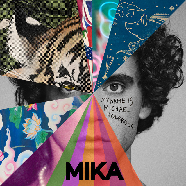 Album cover for My Name Is Michael Holbrook by MIKA