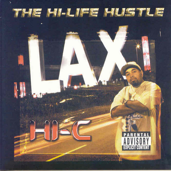 Hi-C High Life Hustle album cover
