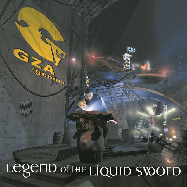 Legend Of The Liquid Sword
