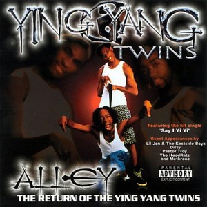 Alley - The Return of the Ying Yang Twins (Explicit) Albumcover