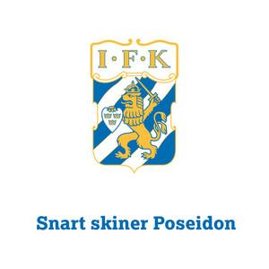 Snart Skiner Poseidon - Joel Alme
