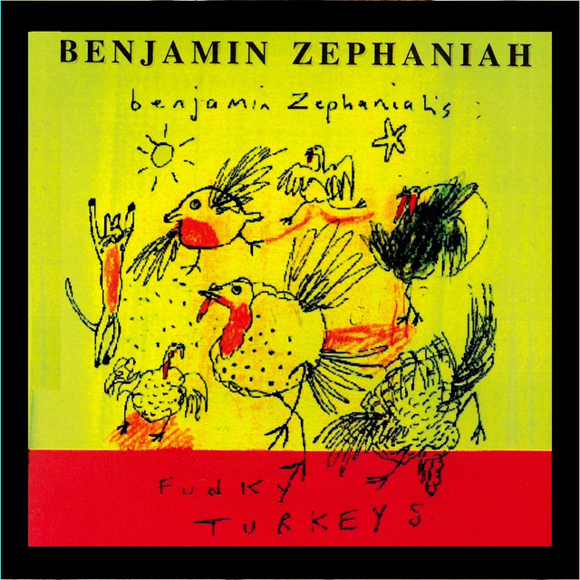 benjamin zephaniah talking turkeys