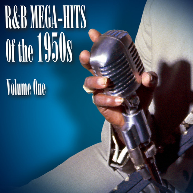 Various Artists R & B Megahits Of The 1950's - Volume 1 album cover