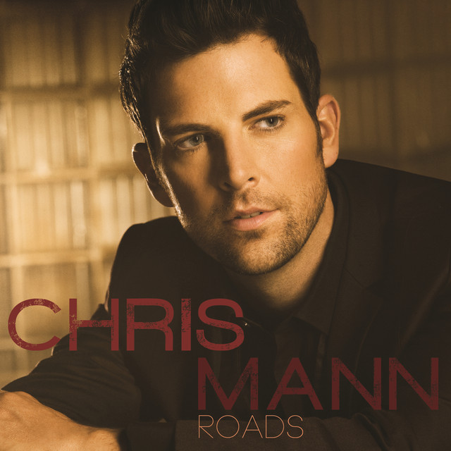 Chris Mann Roads album cover