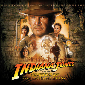 Indiana Jones and the Kingdom of the Crystal Skull (Original Motion Picture Soundtrack) album
