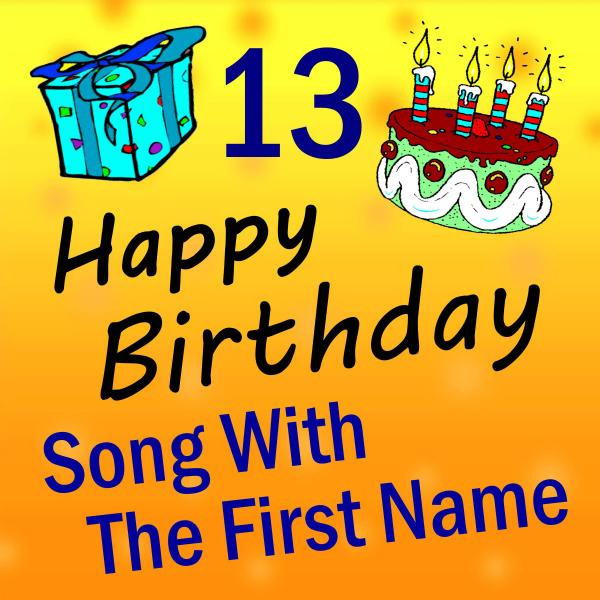 Song With The First Name, Vol. 13 By Happy Birthday On Spotify
