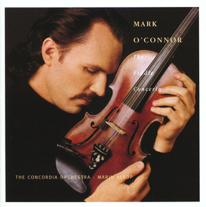 The Fiddle Concerto album