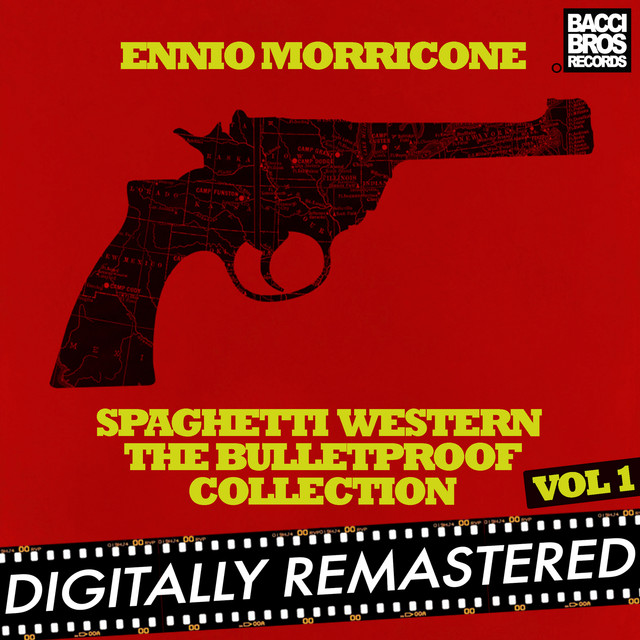 Spaghetti Western: The Bulletproof Collection - Vol. 1 Albumcover