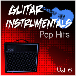 Guitar Instrumentals - Pop Hits (Vol. 6) Albumcover