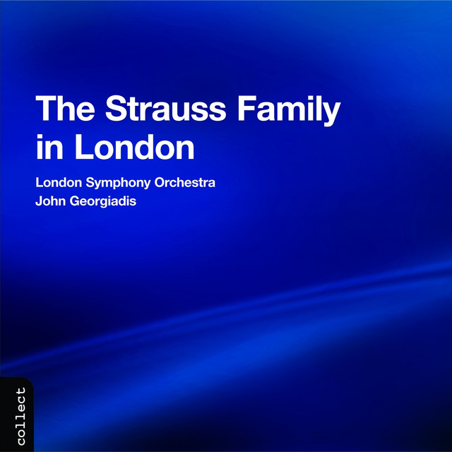Strauss Family In London (The)