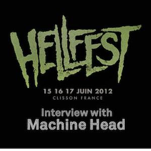 Hellfest 2012: Machine Head