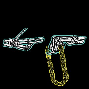 Run the Jewels Instrumentals Albumcover