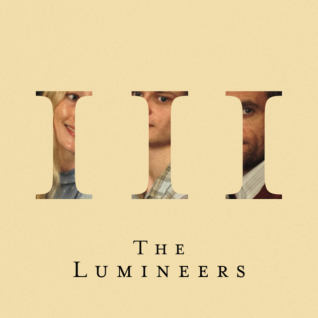 Album cover for III by The Lumineers