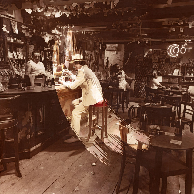 In Through The Out Door (Remastered) Albumcover
