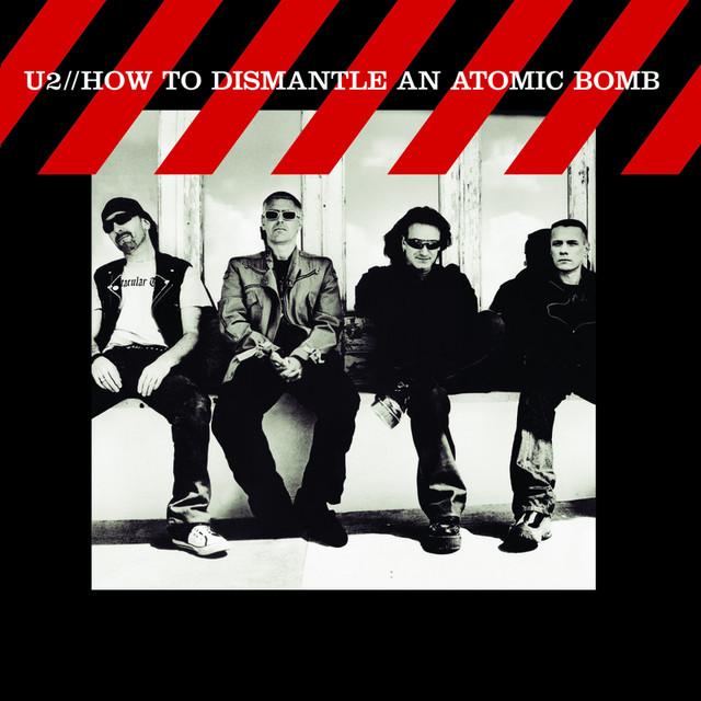 Skivomslag för U2: How To Dismantle An Atomic Bomb
