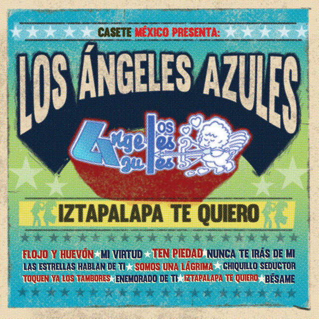 Iztapalapa Te Quiero Albumcover