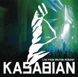Kasabian - Live At Brixton Academy Albumcover