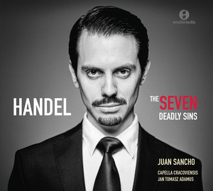Handel: The Seven Deadly Sins Albümü