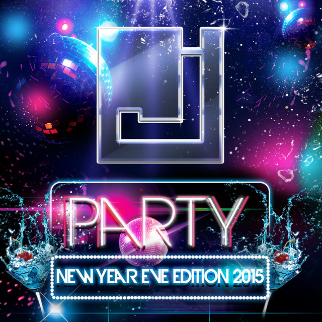 Various Artists Just Party (New Year Eve Edition 2015) album cover