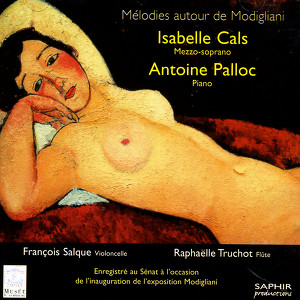 Isabelle Cals / Antoine Palloc