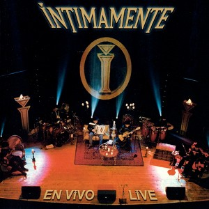 Intimamente Albumcover