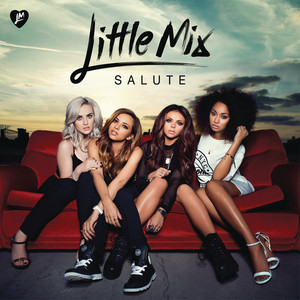 Salute (The Deluxe Edition) Albumcover