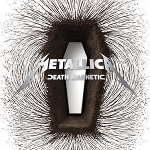 Death Magnetic Albumcover