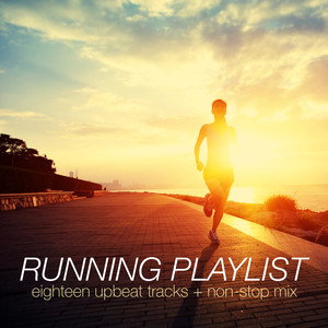 Running Playlist Albumcover
