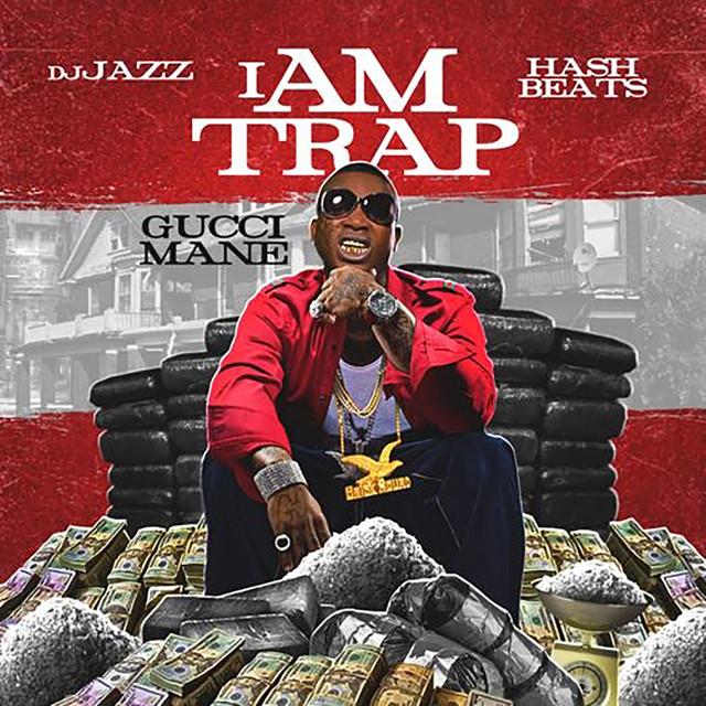 I Am Trap Albumcover