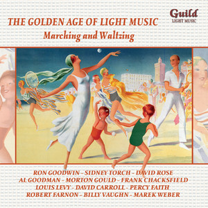The Golden Age of Light Music: Marching & Waltzing album