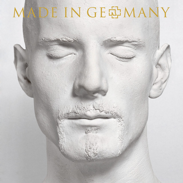 Rammstein MADE IN GERMANY 1995 - 2011 (REMIXE) album cover