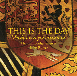 This is the Day: Music on Royal Occasions Albumcover