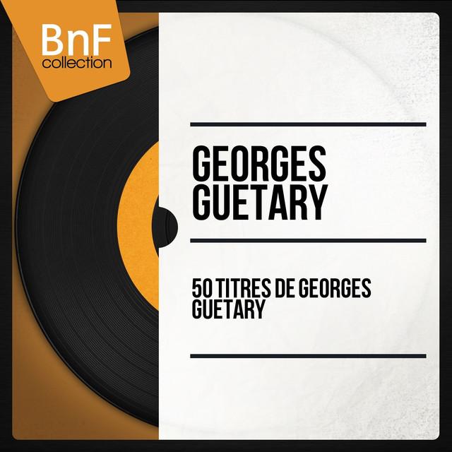 Georges Guétary 50 Titres de Georges Guétary (Mono Version) album cover