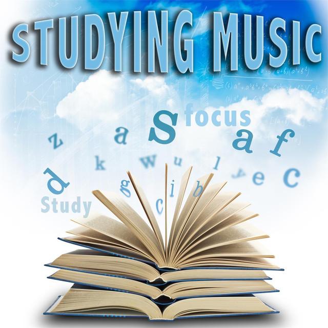 Studying Music for Focus and Study Albumcover