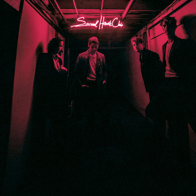 Album cover for Sacred Hearts Club by Foster The People