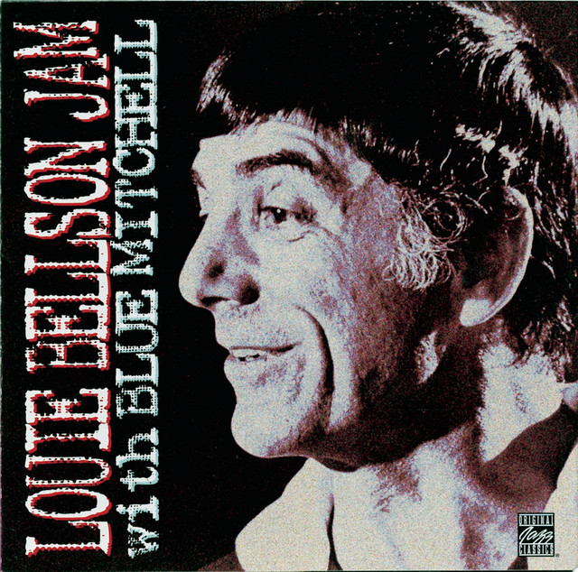 Louie Bellson Jam With Blue Mitchell