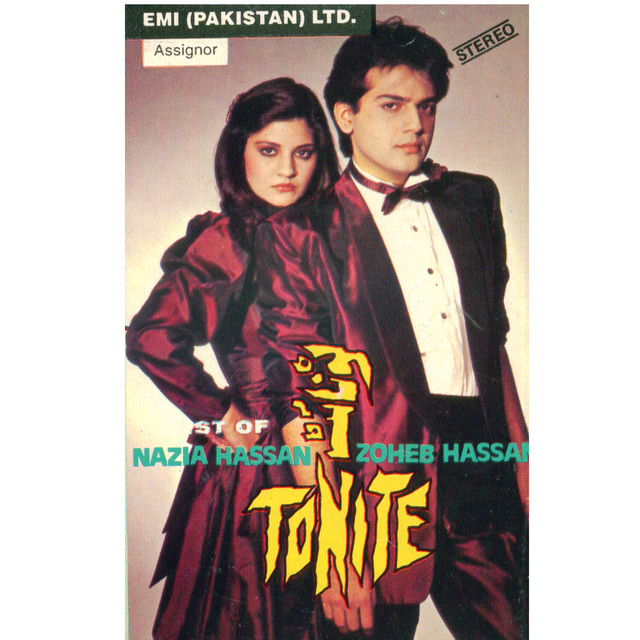disco deewane a song by nazia hassan on spotify
