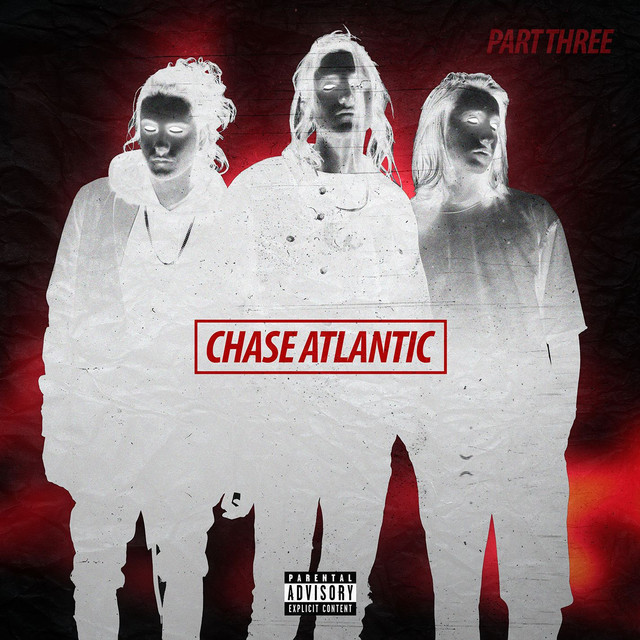 Album cover for Part Three by Chase Atlantic